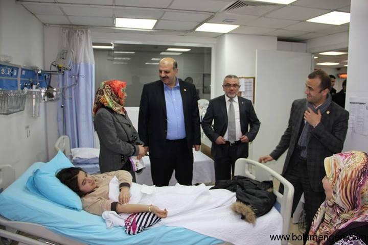 Hastane ziyareti 1