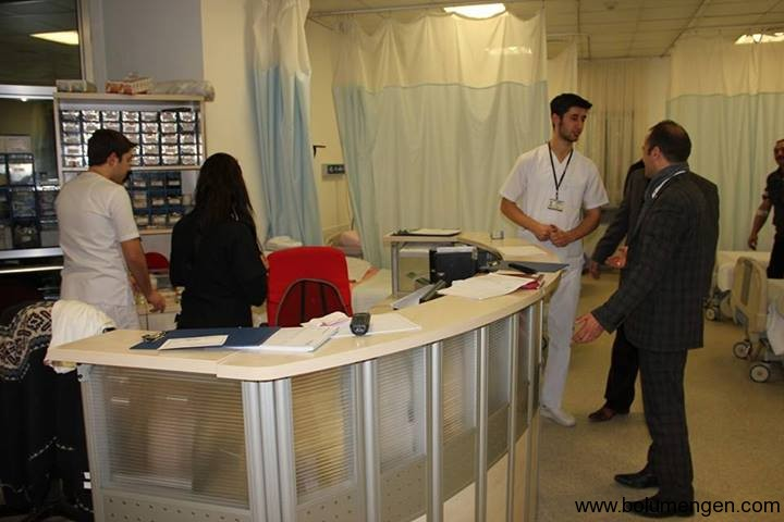 Hastane ziyareti 9
