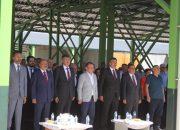 Bolu'da Mısır Kurutma Tesisi Açılışı Yapıldı