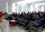 Mengen'de Kırsal Kalkınma Yatırımları Hakkında Panel Düzenlendi