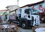 Türkiye Belediyeler Birliğinden Mengen'e Kamyon Hibe Edildi
